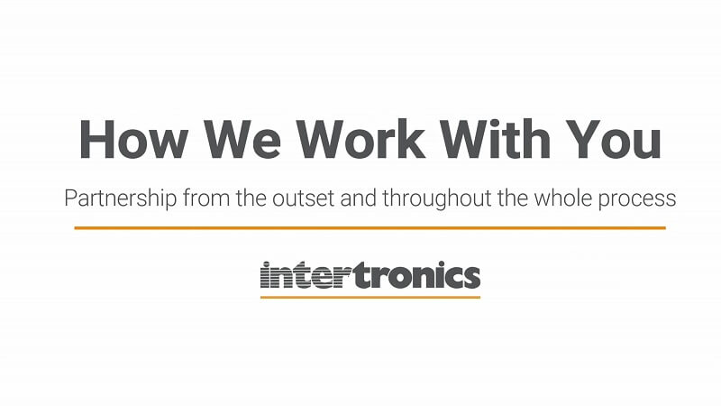 How intertronics work with you