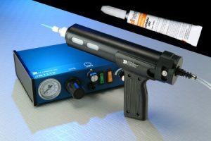 equipment for dispensing from tubes for gel grades