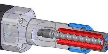 preeflow ecoPEN 450 dispenser diagram