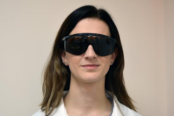 DYM35285 UV safety glasses