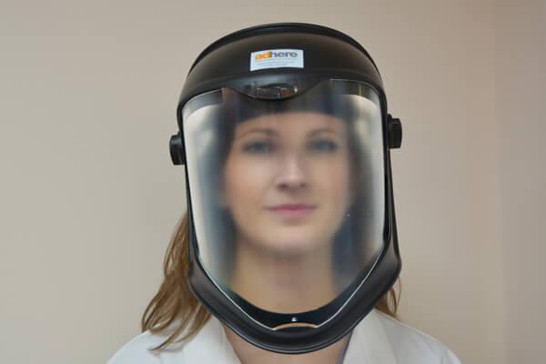 IUVUV-FS UV Blocking Face Shield