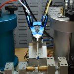 Preeflow volumetric adhesive dispensing from Intertornics helps ensure integrity of life-saving medical device