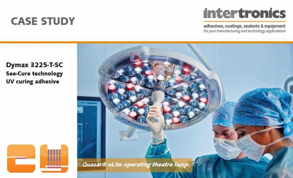 Case Study - Dymax 3225-T-SC Brandon Medical