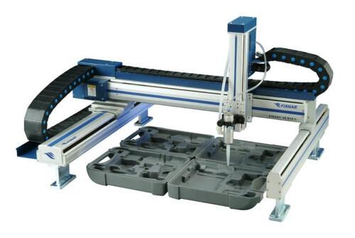 gantry dispensing robot