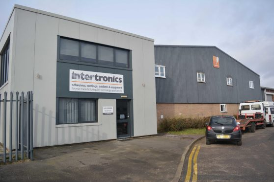 Intertronics' New Headquarters